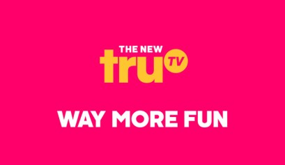 TruTV channel packaging done by Loyal Kaspar