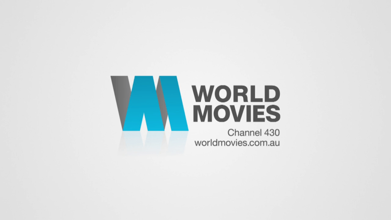 World Movies Logo Australia