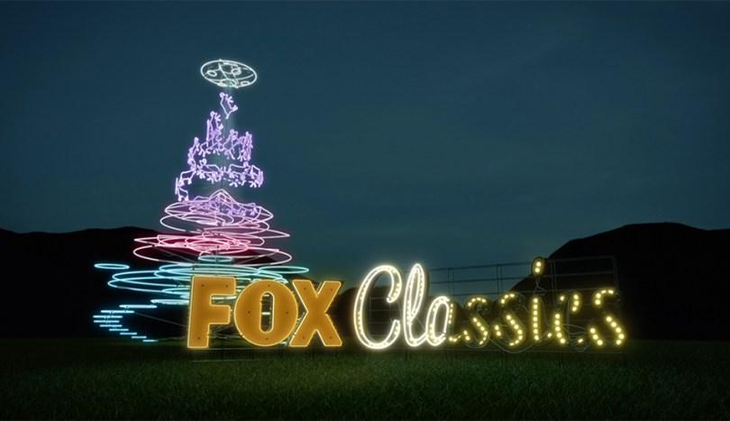 Fox Classics Japan Suspense ident by JL Design, Taiwan