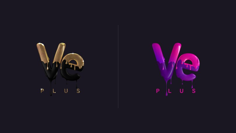 VE Plus rebrand