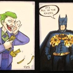 Bat Tassels
