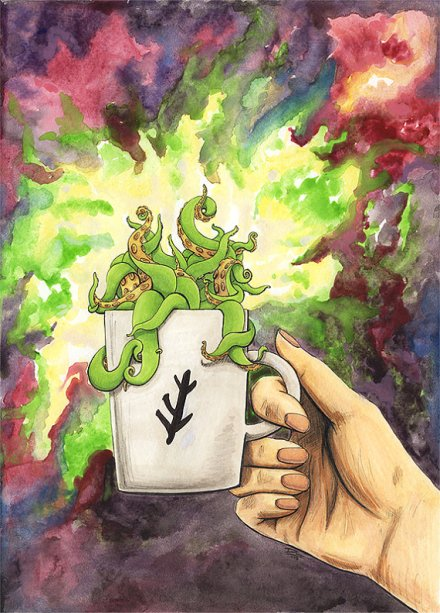 Eldritch In Your Cup