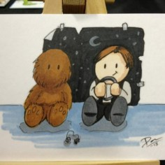 Young Han and Chewie