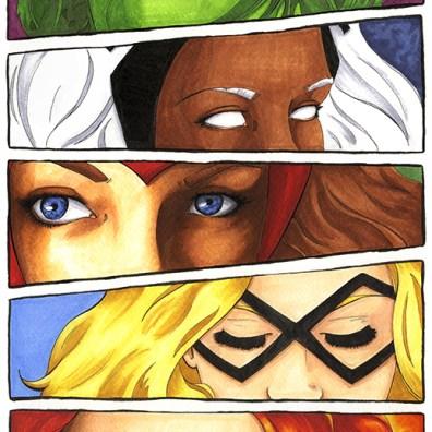 Marvelous Eyes