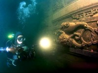 The Best Ancient Underwater Cities You Can Actually Visit