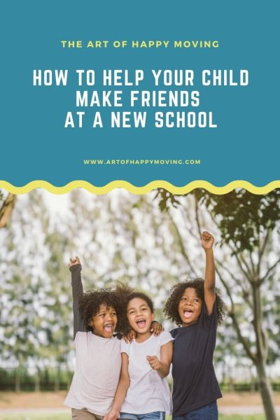 Help your child feel confident at a new school