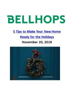 Bellhops_5 Tips to Make Your New Home Ready for the Holidays