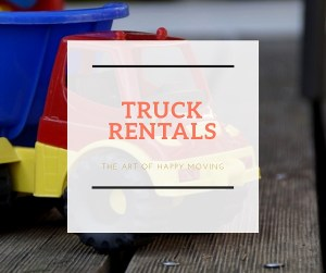 Truck Rentals_The Art of Happy Moving