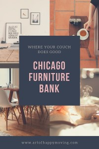 Chicago Furniture Bank - Where Your Couch Does Good. The Art of Happy Moving. www.artofhappymoving.com