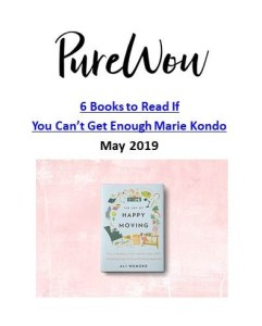 PureWow_6 Books To Read If You Can't Get Enough Marie Kondo