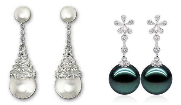 How To Wear Pearl Drop Earrings