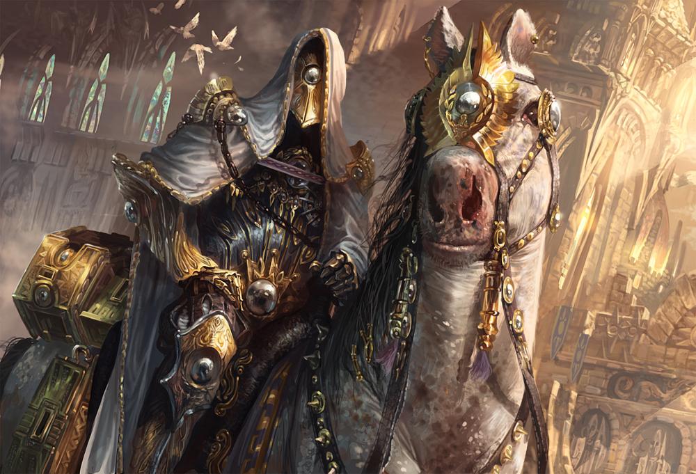 Knight of Obligation MTG Art