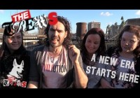 How To Beat A Corporation By New Era: Russell Brand @rustytockets The Trews (E215) (Dec 2015)