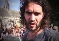 """Russell Brand @rustyrockets : """"come to STAND UP AGAINST AUSTERITY"""" 