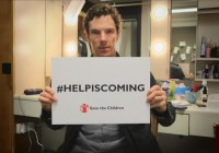 Benedict Cumberbatch's full length refugee appeal #‎helpiscoming (Oct 2015)
