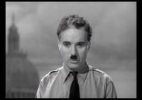 Charlie Chaplin – Final Speech from The Great Dictator