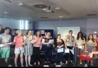 The National Health Singers/NHS Choir – still got fighting spirit! #sing2save #eyeofthetiger