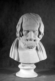 bust Archimedean marble