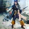 Фигура из пенопласта: Герои Пиратов Карибского моря