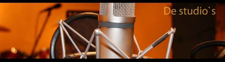 cd opnemen in onze studio