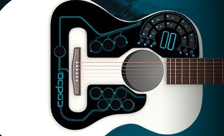 De ACPAD voor gitaar