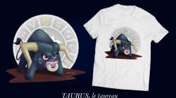 Signes du zodiaque, le taureau Taurus