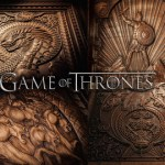 Game of Thrones : De l'illustration à l'art de la sculpture sur bois