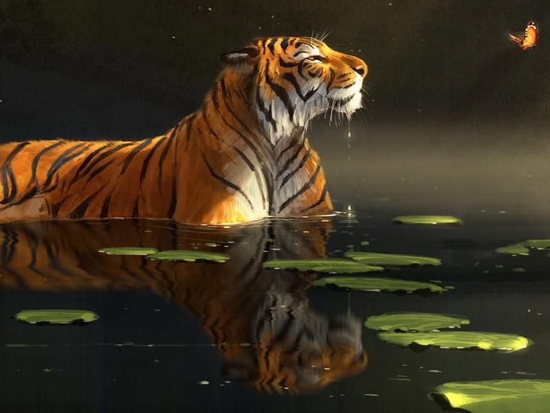 Aaron Blaise, un fabuleux artiste animalier !