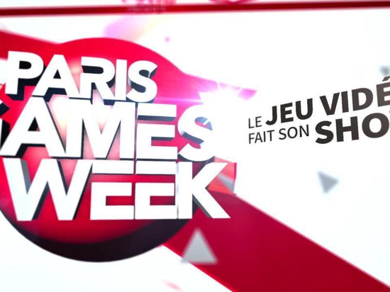 La Paris Games Week 2016, ça recommence !