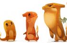 Piper-Thibodeau-Daily-Paint-437-Salameche-Evolution