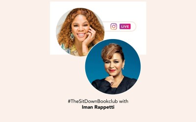 TheSitDownBookclub with Iman Rappetti