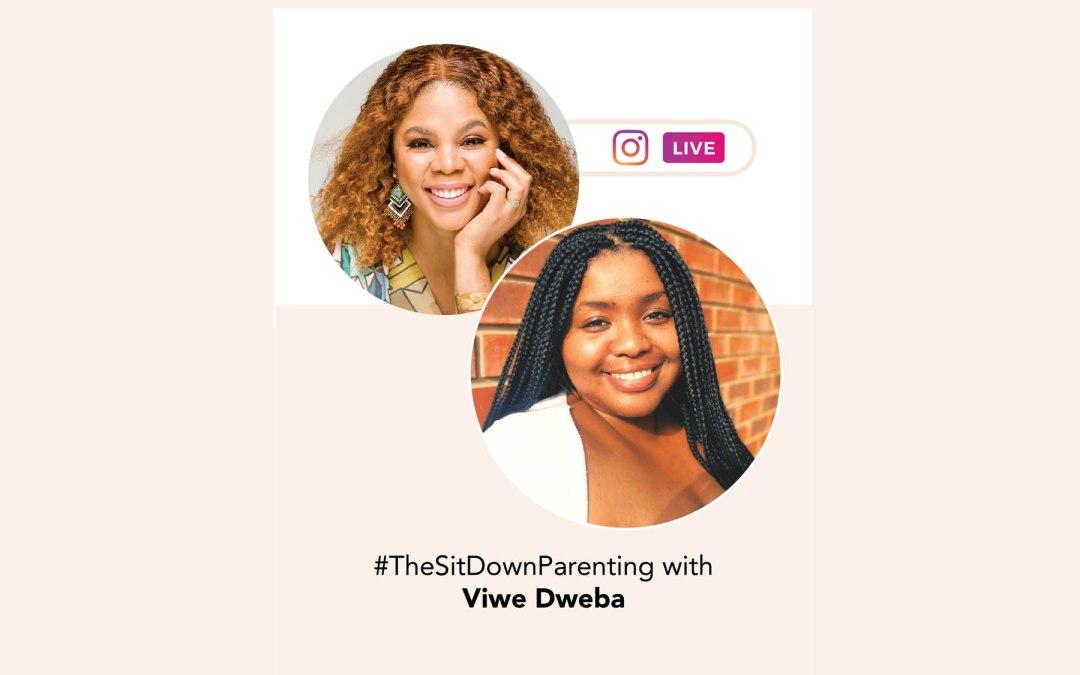 TheSitDownWomenomics Week with Viwe Dweba