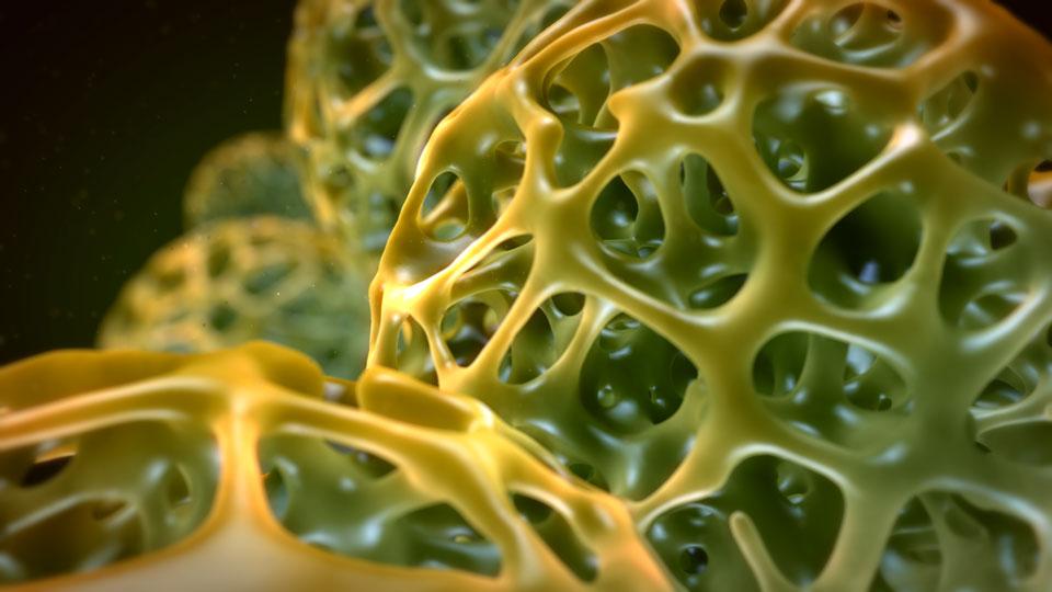 John Liebler - Voronoi Spheres