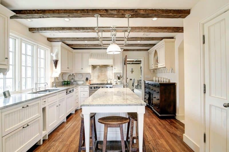 7 Attractive Kitchens With Light Wood Floors Art Of The Home