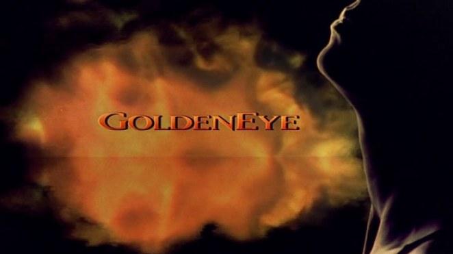 GoldenEye (1995) — Art of the Title
