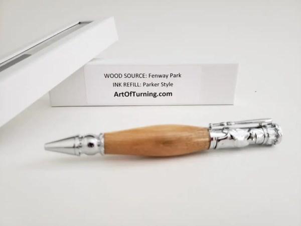 Wooden Fenway Park Pen