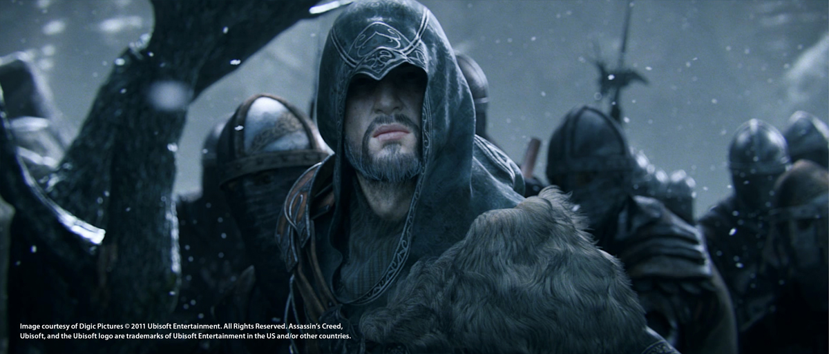 Assassin S Creed Revelations Digic Pictures The Art Of Vfxthe