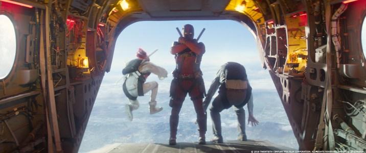 Deadpool 2 VFX Breakdown – vfxexpress