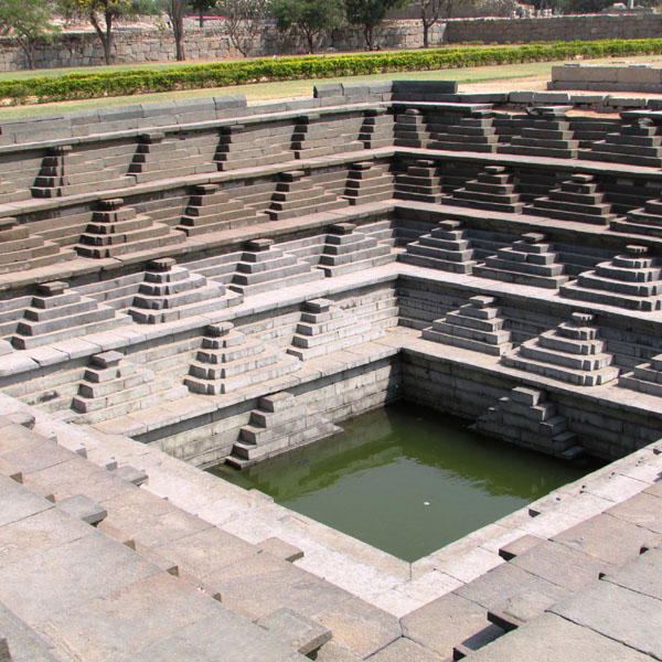 Figure 61 Step Well