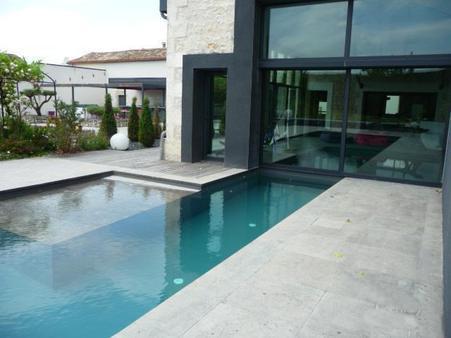 piscine design bois