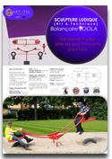 Balançoire ZOOLA - Équipement ludique et sportif
