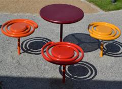 Picknickbord PICNICULYS