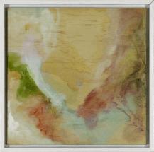[Clin d'art #156] «Ancient of Days». 2014. Jessica Hoflick. http://www.jessicahoflick.com/ Techniques mixtes sur panneau de bois. 28 x 28 cm 12 $ par mois pour un particulier (taxes incluses). © L'Artothèque. Tous droits réservés.