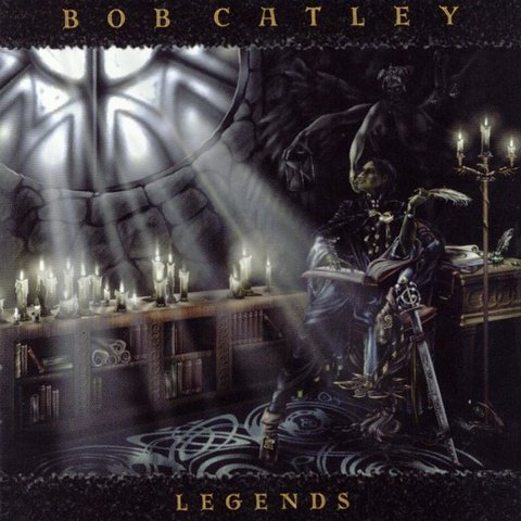 """Legends"" – Bob Catley"