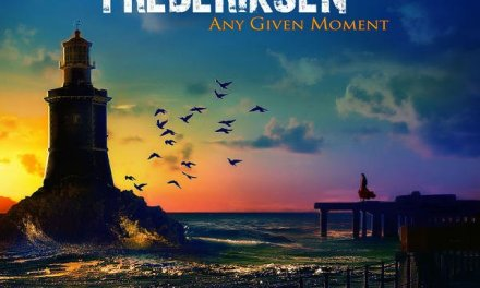 """Any Given Moment"" – Fergie Frederiksen"