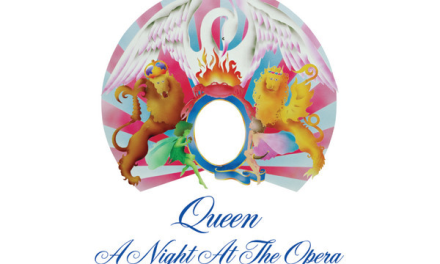 """""""A Night At The Opera"""" – Queen"""