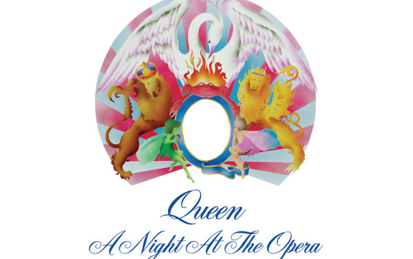 """A Night At The Opera"" – Queen"