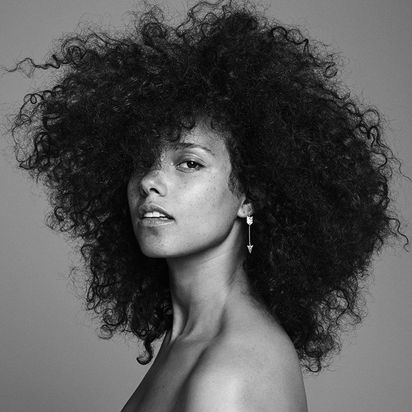 """Here"" – Alicia Keys"