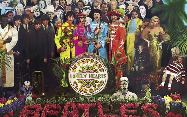 """""""Sgt. Pepper's Lonely Hearts Club Band"""" – The Beatles"""
