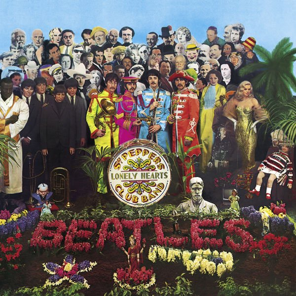 """Sgt. Pepper's Lonely Hearts Club Band"" – The Beatles"